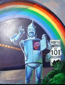 Tin Man with Autistry Hearty by William Brent